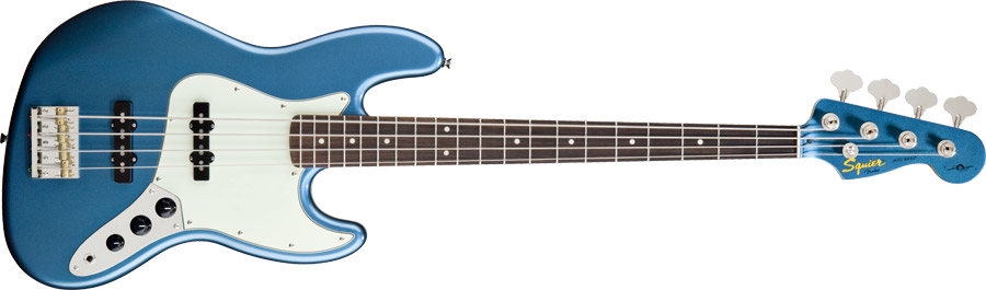 Squier James Johnston Jazzbass 030-1078-502-0