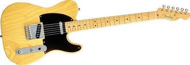 Fender '52 telecaster -0