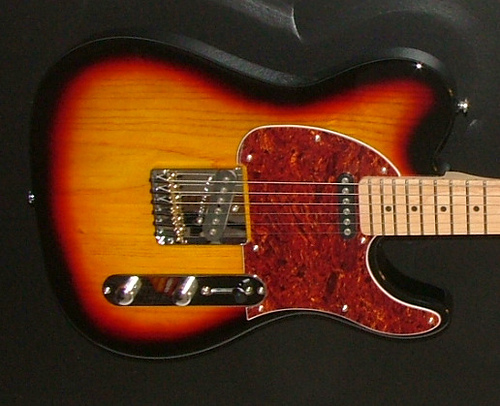 G&L tribute Asat -241