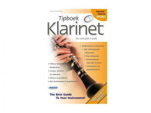 Tipboek Klarinet-0