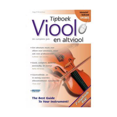 Tipboek Viool & Altviool-0