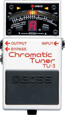Boss Stage Tuner TU-3-0