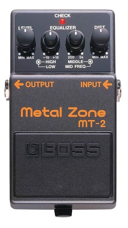 Boss MT-2-0