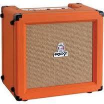 Orange Tiny Terror Combo G12H-30-0