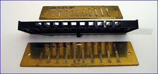 Hohner Reed Plates-0