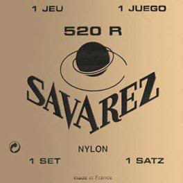 Savarez 520 R (3 sets)-0