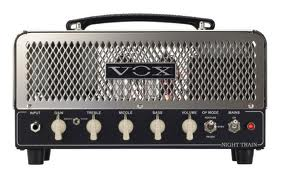 Vox Night Train15 W Classic Head-0