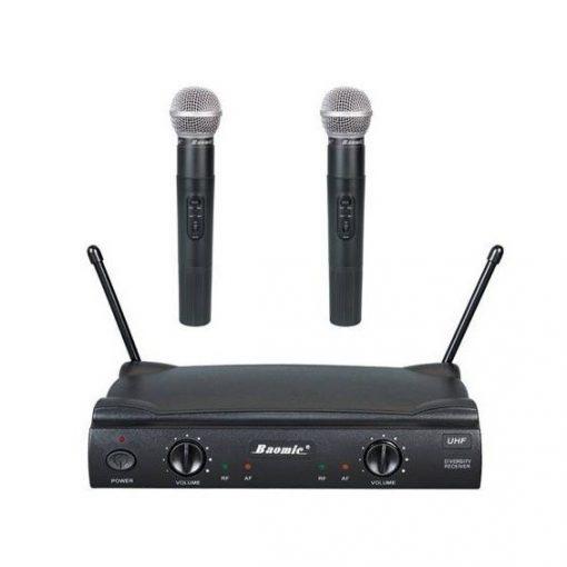 Boamic BM 559B UHF (dub. handheld)-0