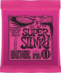 Ernie Ball Slinky serie -0