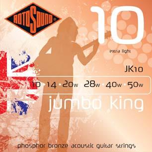 3 set Rotosound Jumbo King -1024