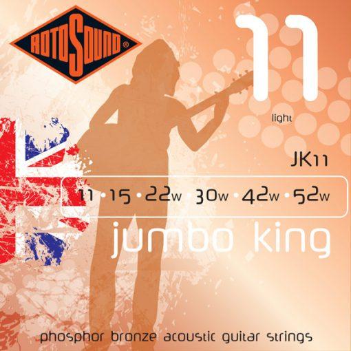 3 set Rotosound Jumbo King -1025