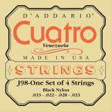 D'Addario Cuatro J98 (2 sets)-0