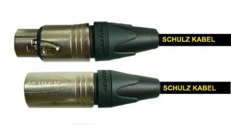 Schulz Microfoonkabel NRI-3, 3 meter-0