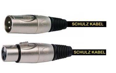 Schulz MOD-10, Microfoonkabel 10 m-0