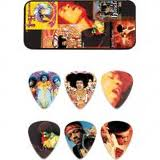 Dunlop Jimi Hendrix Collector Picks (12 in doos)-0