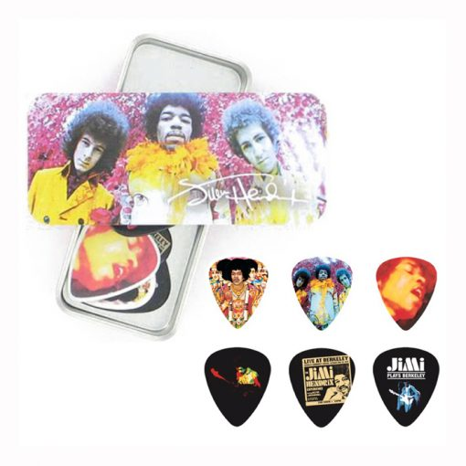 "Dunlop Jimi Hendrix ""Are You Experienced"" picks (12 in doos)-0"