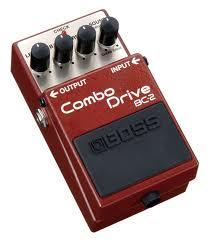 Boss BC-2 Combo Drive-0