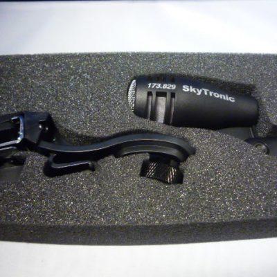 Skytronic drum microfoon incl. klem-0