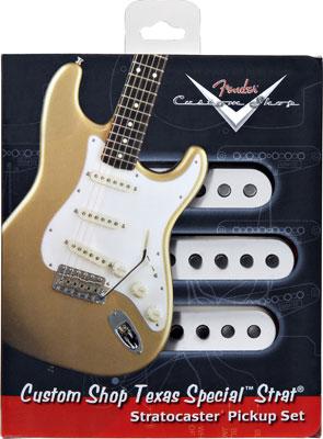 Fender Custom Shop Texas Special pickup set-0