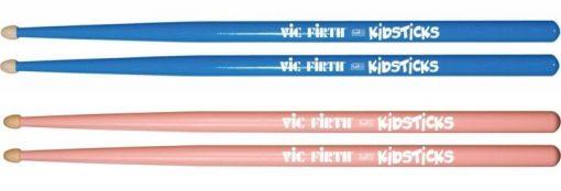 Vic Firth Kidssticks Kids Pink of Blue-0