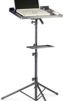 Stagg COS 10 BK Computer Stand-0