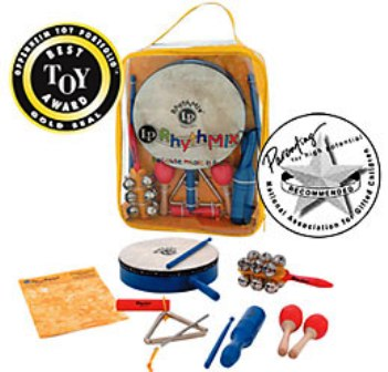 LP Rhythmix Kit LPR060-1 (6 delig)-0