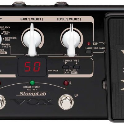 Vox Stomplab 2G Modeling Guitar Effect Processors-0