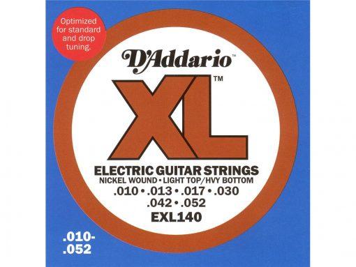 D'Addario EXL (Div. maten) 008-009-010-011-2287
