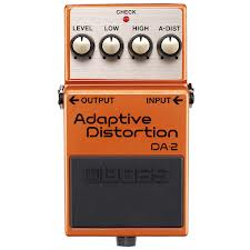 Boss DA-2 Adaptive Distortion effectpedaal -0
