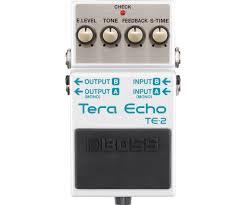 Boss TE-2 Tera Echo effectpedaal-0