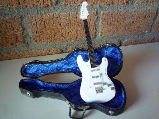 Miniatuur Stratocaster in koffer -2468