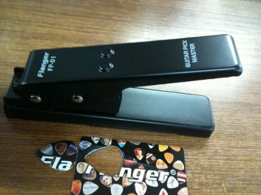 Guitar Pickmaster FP-01Black-0