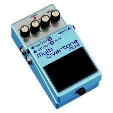 Boss MO-2 Multi Overtone modulatie-pedaal-0