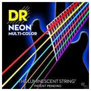 DR Neon Multicolor 010-046 Elektrische Gitaarsnaren -0