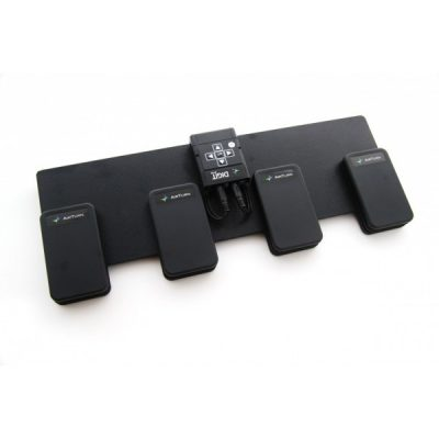 AirTurn DIGIT with 4 ATFS-2 Pedals and Pedal Board-0