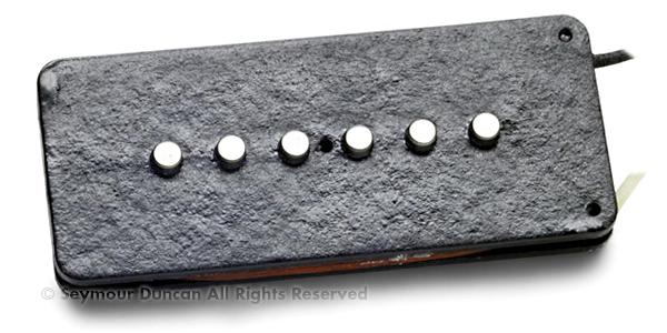Seymour Duncan SJM-2b Hot for Jazzmaster (Bridge)-0