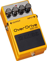 Boss OD-1X Overdrive effectpedaal-0