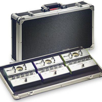 Stagg UPC-500 ABS koffer voor gitaareffectpedalen-0