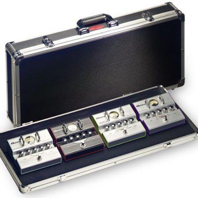 Stagg UPC-688 ABS koffer voor gitaareffectpedalen-0