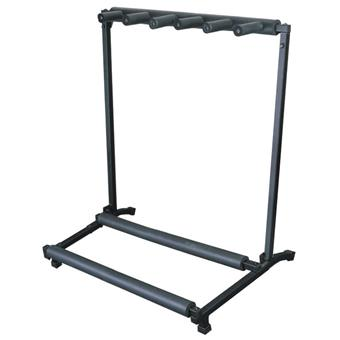 RTX 5GN Folding Multiple Guitar Stand-0