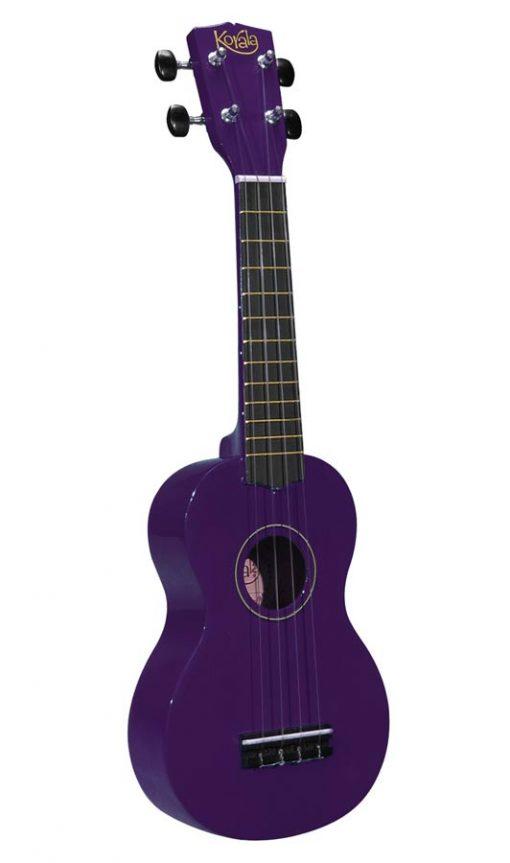 Korala sopraan ukelele met gitaarmechanieken UKS-30-PU -0