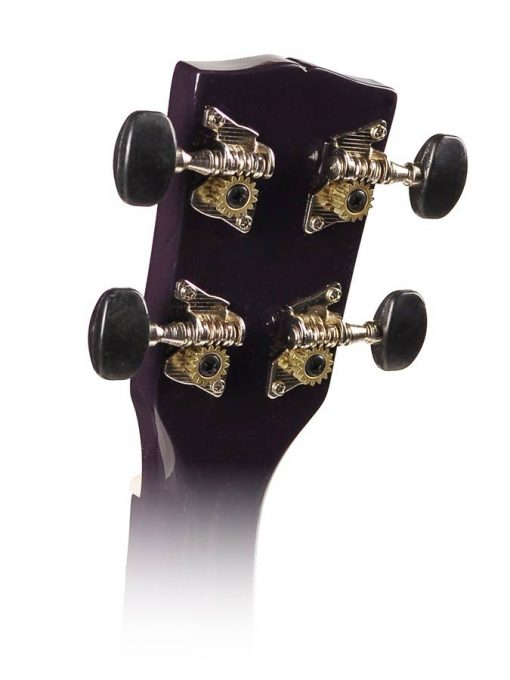 Korala sopraan ukelele met gitaarmechanieken UKS-30-PU -4689