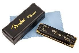 Fender Blues de Ville Mondharmonica-0