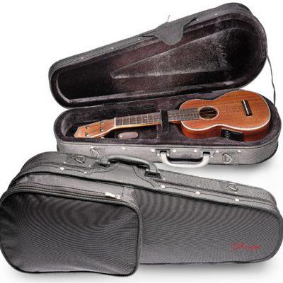 Stagg HGB2UK-S Zachte koffer voor sopraanukulele-0