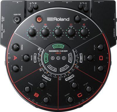 Roland HS-5 Digitale Hoofdtelefoonmixer voor Groepsrepetities-0