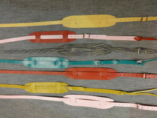 Ukelele banden (riem) (div. kleuren)-0