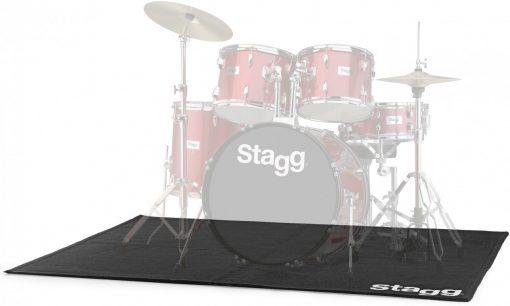 Drum Mat Stagg SCADRU 1815-0