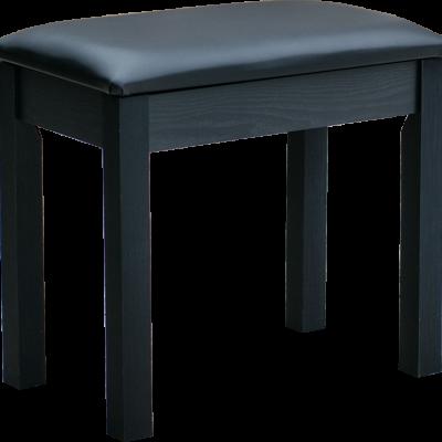 Pianobank met opbergvak (div. kleuren)-3860