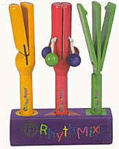 LP RhythMix™ 3-Piece Hand Percussion Set LPR061-0