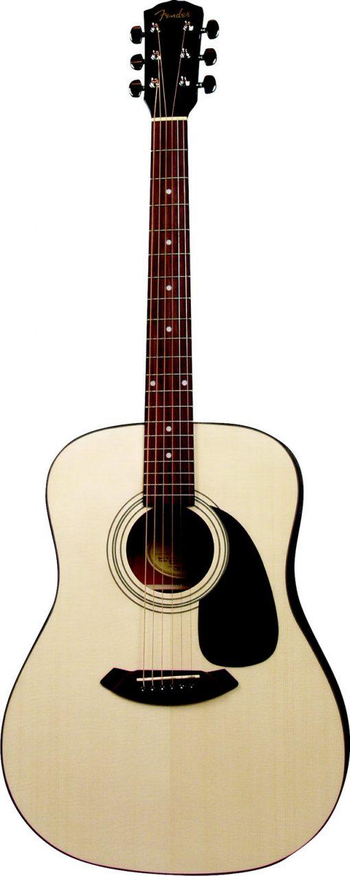 Fender CD-60 NT Natural V2 western gitaar-0